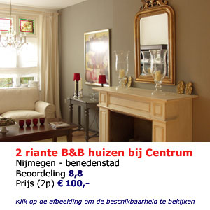 bed and breakfast le charme Nijmegen