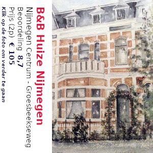 Huize Nijmegen B&B